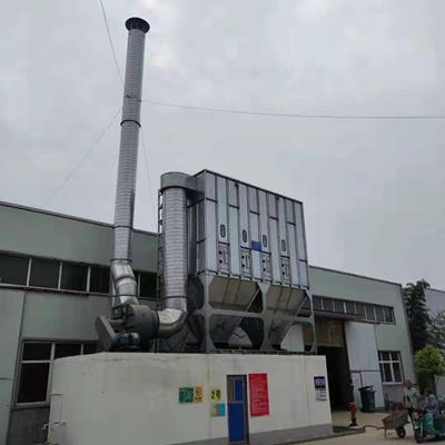 除尘环保设备生产厂家   定做布袋除尘器   中央木工除尘器