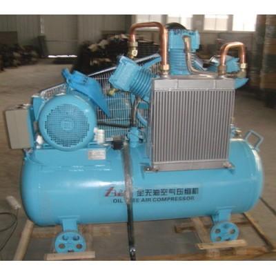 供应除尘用无油空压机