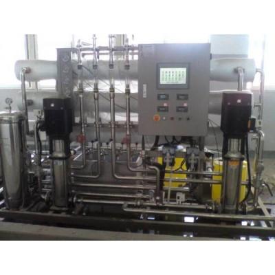 纯水设备|海安熔喷布纯水设备|水处理设备