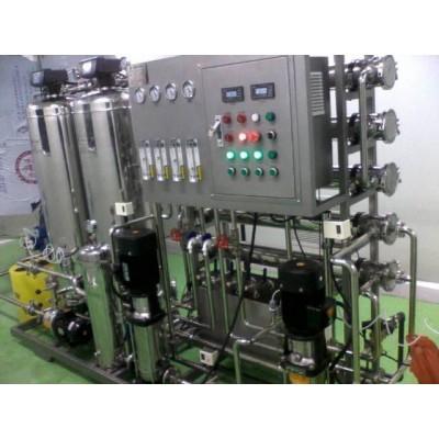 RO反渗透纯水|江阴水驻极纯水设备|水处理设备