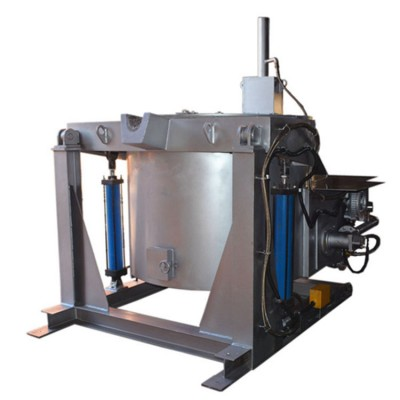 500kg傾倒式熔鋁爐供應傾倒式熔鋁爐價格傾倒式熔鋁爐廠家