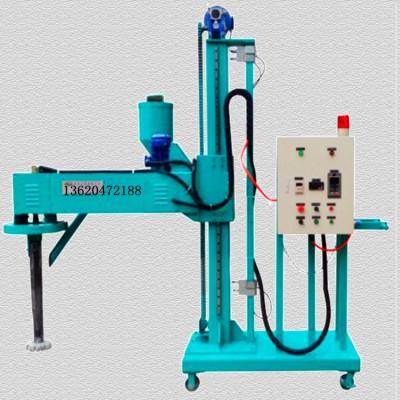 金力泰铝液精炼除气机简介 铝液精炼除气机除氢气工作原理