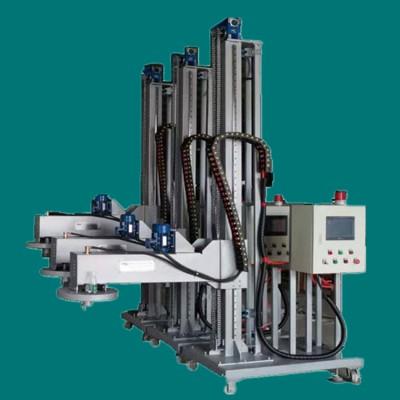 汽車壓鑄件專用移動式鋁液精煉除氣機鋁液精煉除氣除渣一體機供應