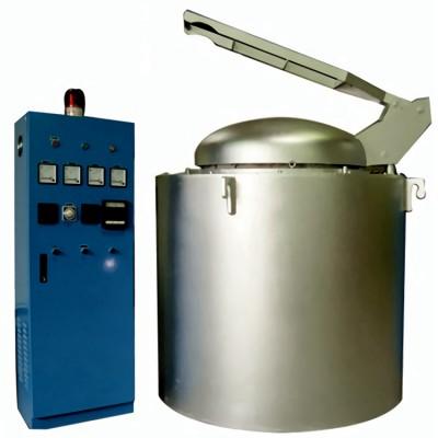 供应1000公斤熔铝炉800吨压铸机机边保温炉
