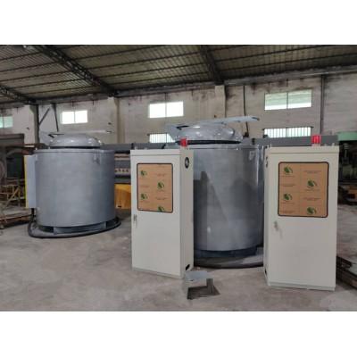 供應600公斤熔鋁爐壓鑄機機邊爐保溫爐