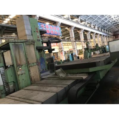昆明道斯2米×4米刨台式镗铣加工中心型号WHN130Q