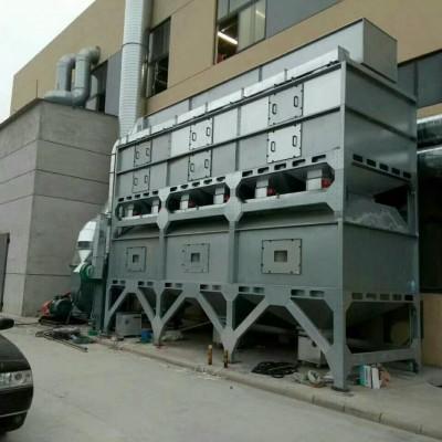 涂装废气处理环保设备厂家直销