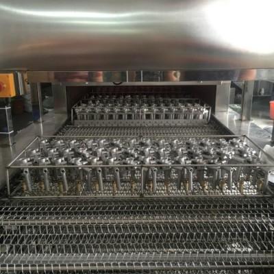 厂家直销通过式超声波清洗机 恒泰压铸铝除油 阀体研磨粉清洗机