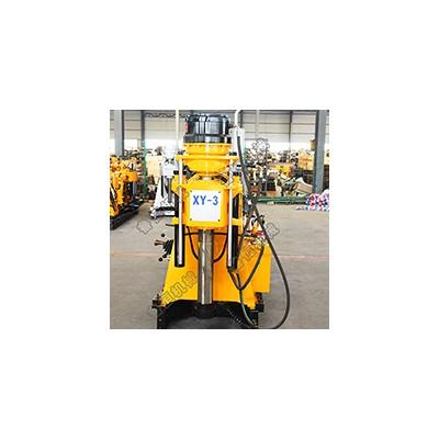 XY-3全液压水井钻机 地质勘探取芯钻机 深孔打井机