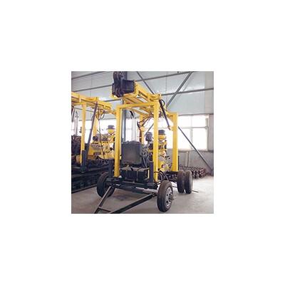 XY-3T拖车式液压水井钻机 600米深井钻机 地质勘探取芯