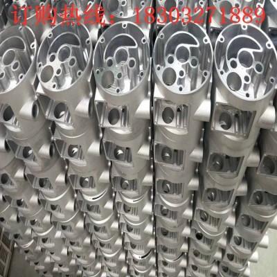 铝合金机械配件 精密铝合金压铸件 来图来样可开模定制