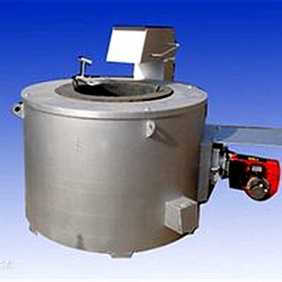 供应200公斤天然气熔铝炉燃气式铝合金熔炉生产厂家直销