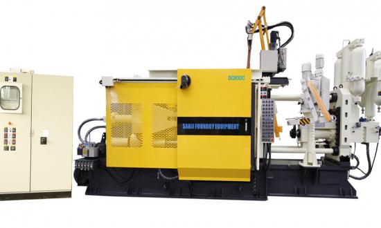 C系列标准压铸机