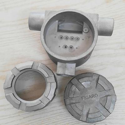供应铝合金压铸件加工 提供机加工 表面处理