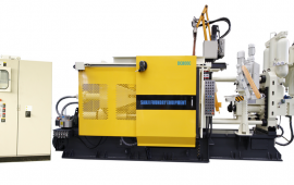 苏州三基C系列压铸机生产现场