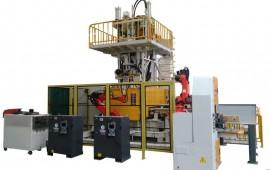 SCV立式挤压铸造机