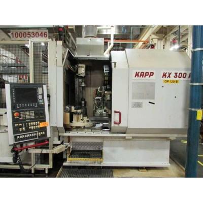 德国卡普数控蜗杆磨齿机型号KX300P