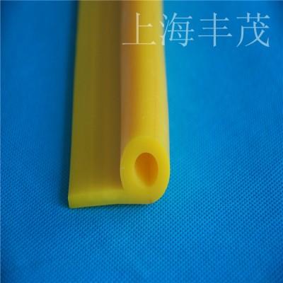 硅胶9字条 耐高温硅胶P型条