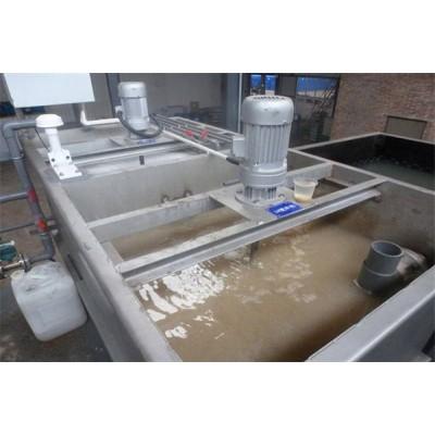 金华博益BY-x01磁针抛光废水处理设备