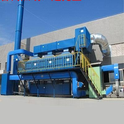 设计安装工业废气处理设备催化燃烧
