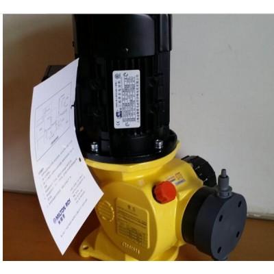米顿罗计量泵GM0050PQ1MNN代理销售