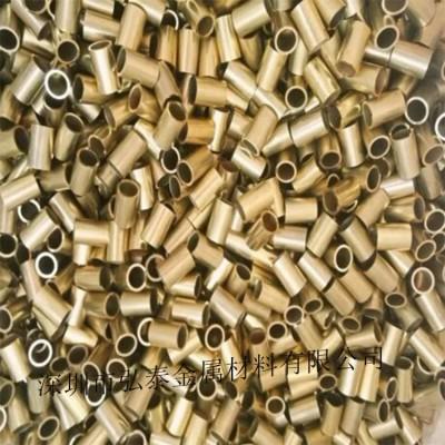環保H65精抽黃銅管、無鉛黃銅管價格