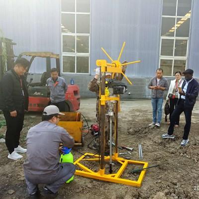 便携式背包钻机 小型地质勘探取样钻机 岩心钻机