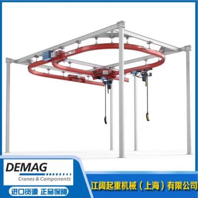 德马格电动葫芦500公斤-双速德马格葫芦行走式