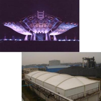 供西宁污水膜及青海舞台膜结构公司