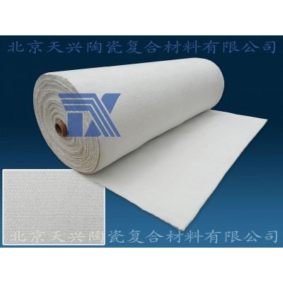 304增强陶瓷纤维布2mmX1mX30m 硅酸铝保温耐火布