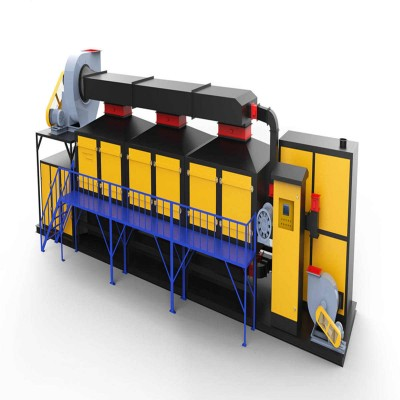 废气处理设备催化燃烧任意风量厂家在线报价