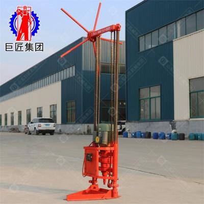 QZ-2A轻便取芯钻机 20米小型地质钻机 携带方便 三相
