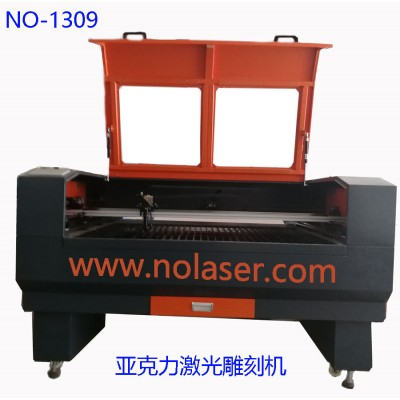 深圳激光厂家价格供M1309亚克力雕刻加工机设备