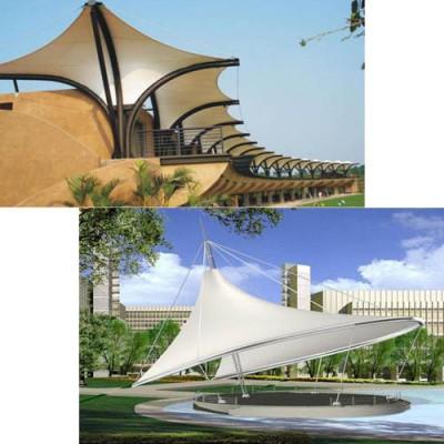 供青海膜结构和西宁景观膜结构加工厂