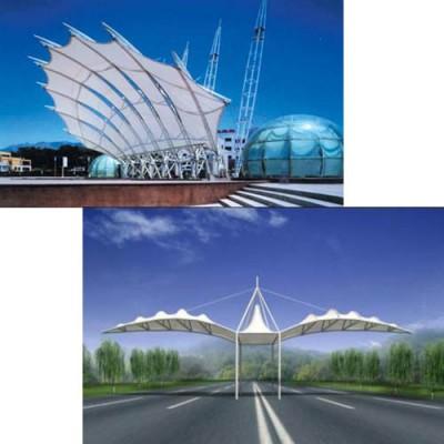 供西宁张拉膜结构和青海张拉膜结构车棚制造