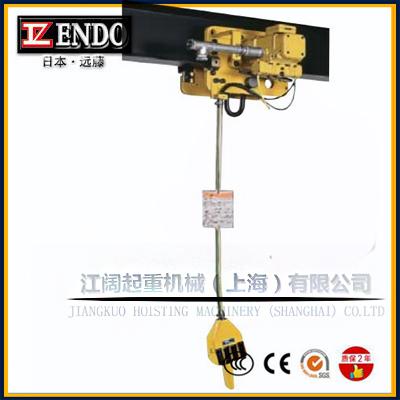 汽车厂专用日本远藤气动葫芦-EHL025TS远藤气动葫芦