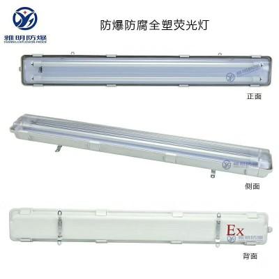 LED-2×40WIP65防爆双管应急全塑荧光灯