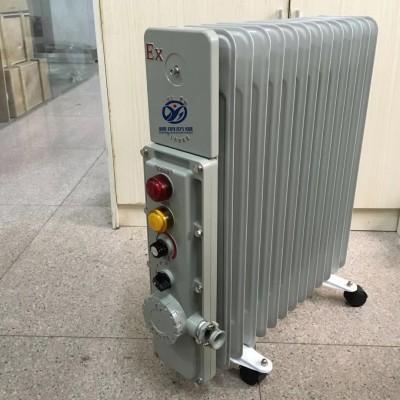 BYT-1500W9片2000w11片防爆型电暖气