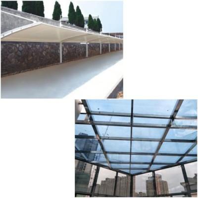 供西宁建筑膜和青海膜结构车棚工程