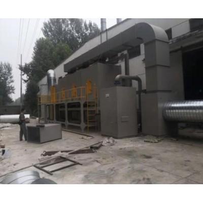 供兰州催化燃烧设备和甘肃催化燃烧废气处理设备价格
