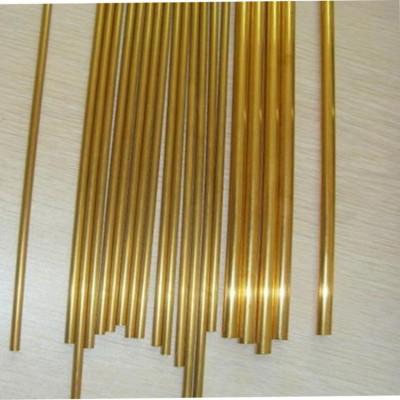 浙江黄铜毛细管、H62黄铜管精密切割无毛刺