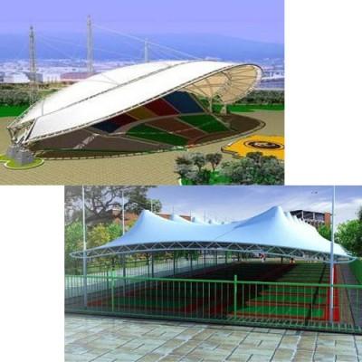 供青海网球场膜结构和西宁膜结构场馆设计