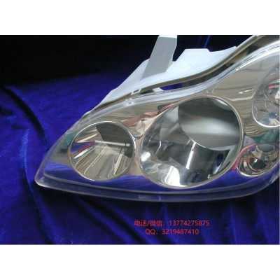 上海汽车车灯手板模型,3D打印汽车外观验证,装配验证