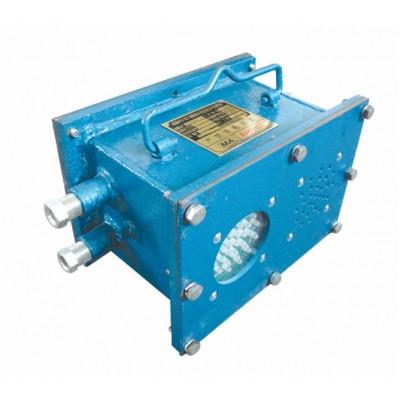矿用语音声光报警器KXB127本安型风门开闭报警器