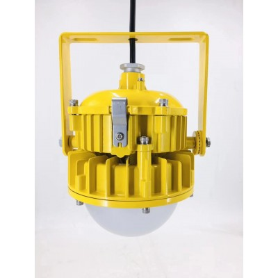护栏式防爆平台灯 40W50W圆形LED防爆灯
