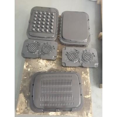 供深圳柳州压铸模压铸件耐高温纳米复合涂层