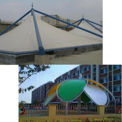 供青海景观膜结构和西宁污水膜制造