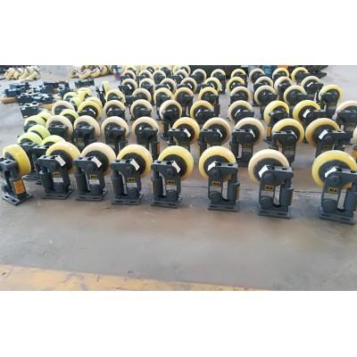 滚轮罐耳新改进结构L30滚轮罐耳罐笼轮耐磨防滑