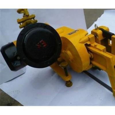 电动锯轨机出厂价KDJ-I电动锯轨机矿用防爆型