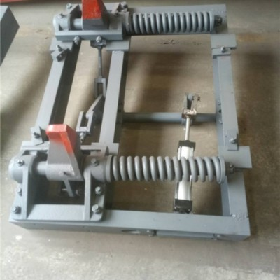 QZC6气动抱轨阻车器出厂价供应焊接式阻车器